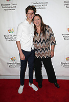 29 October 2017 - Culver City, California - Milo Jacob Manheim, Camryn Manheim. Elizabeth Glaser Pediatric AIDS Foundation's 28th Annual 'A Time For Heroes' Family Festival helming at Smashbox Studios. Photo Credit: F. Sadou/AdMedia