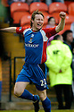 18/02/2006         Copyright Pic: James Stewart.File Name : sct_jspa11_dundee_utd_v_inverness.ALAN MORGAN CELEBRATES AFTER HE SCORES THE FOURTH FOR INVERNESS....Payments to :.James Stewart Photo Agency 19 Carronlea Drive, Falkirk. FK2 8DN      Vat Reg No. 607 6932 25.Office     : +44 (0)1324 570906     .Mobile   : +44 (0)7721 416997.Fax         : +44 (0)1324 570906.E-mail  :  jim@jspa.co.uk.If you require further information then contact Jim Stewart on any of the numbers above.........