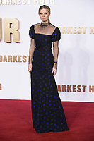 Laura Bailey at the &quot;Darkest Hour&quot; premiere at the Odeon Leicester Square, London, UK. <br /> 11 December  2017<br /> Picture: Steve Vas/Featureflash/SilverHub 0208 004 5359 sales@silverhubmedia.com