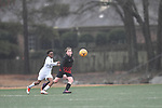 Germantown Legends vs. Vestavia Hills SC Steamers in US Youth Soccer Southern Regional Premier League at W.C. Johnson Park in Collierville, Tenn. on Saturday, February 10, 2018. Legends won 2-1.
