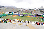 General view, <br /> AUGUST 7 2016 - Archery : <br /> Women's teaml final Round Quarter finals<br /> at Sambodromo <br /> during the Rio 2016 Olympic Games in Rio de Janeiro, Brazil. <br /> (Photo by Yusuke Nakanishi/AFLO SPORT)
