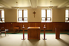 Breen-Phillips Hall Chapel..Photo by Matt Cashore..