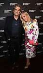 "David Rockwell and Jane Krakowski attends the Broadway Opening Night of  ""Kiss Me, Kate""  at Studio 54 on March 14, 2019 in New York City."