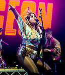 Charlotte Church Late Night Pop Dungeon at Bestival in the Lulworth Castle grounds Dorset sept 2017 photo by Marieke Wandel