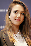 Jessica Alba, April 16, 2012, Tokyo, Japan : Actress Jessica Alba appears at an opening event for a new Tommy Hilfiger flagship store on the Omotesando Street, an upmarket shopping street in the Harajuku district of Tokyo, on Monday 16th April. The shop opens to the public on April 18th and will be the brand's largest store in Asia. Alba is currently visiting Japan with her husband Cash Warren and their two daughters.