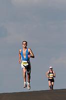 06 AUG 2005 - HOLME PIERREPONT, GBR - British Club Relay Triathlon Championships (PHOTO (C) NIGEL FARROW)
