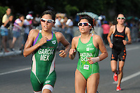 Triatl&oacute;n Sports World Veracruz 2013- Valeria del Carmen Antuna Carrillo &copy;NortePhoto.com ..<br />