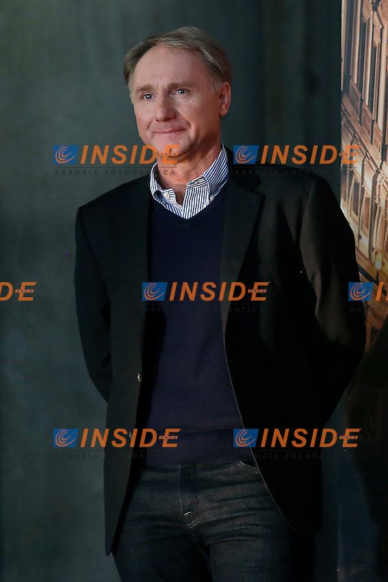 Dan Brown<br /> Firenze 06-10-2016. Photocall del film 'Inferno' in anteprima mondiale.<br /> Rome 6th October 2016. 'Inferno' Photocall<br /> Foto Samantha Zucchi Insidefoto