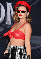 WESTWOOD, CA - OCTOBER 01: Chanel West Coast attends the Premiere Of Columbia Pictures' 'Venom' at Regency Village Theatre on October 1, 2018 in Westwood, California.<br /> CAP/ROT/TM<br /> ©TM/ROT/Capital Pictures