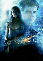 Serenity (2005) <br /> Promotional art with Nathan Fillion &amp; Summer Glau<br /> *Filmstill - Editorial Use Only*<br /> CAP/KFS<br /> Image supplied by Capital Pictures