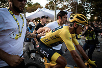 Egan Bernal (COL/Ineos) wins the 2019 Tour de France<br /> <br /> Stage 21: Rambouillet to Paris (128km)<br /> 106th Tour de France 2019 (2.UWT)<br /> <br /> ©kramon