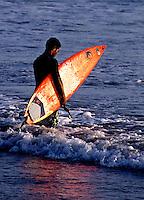 Surfer in Bali