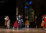 English National Ballet;<br /> La Sylphide;<br /> Isaac Hern&aacute;ndez;<br /> Anjuli Hudson;