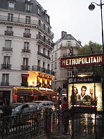 Metro - Paris