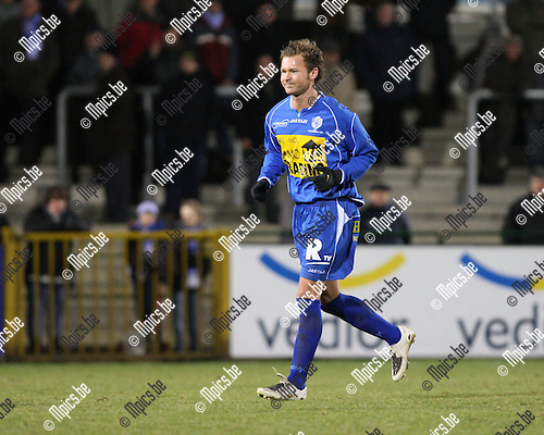 2007-12-29 / Voetbal / Geel - Waasland / Zijad Jusic (Geel)..Foto: Maarten Straetemans