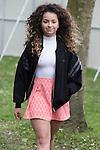 © Joel Goodman - 07973 332324 . 06/06/2015. Manchester , UK. ELLA EYRE backstage at The Parklife 2015 music festival in Heaton Park , Manchester . Photo credit : Joel Goodman