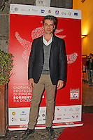 Giornate Professionali del Cinema 2014     <br /> Luca Argentero vuring the professional days of cinema in Sorrento december 03 , 2014