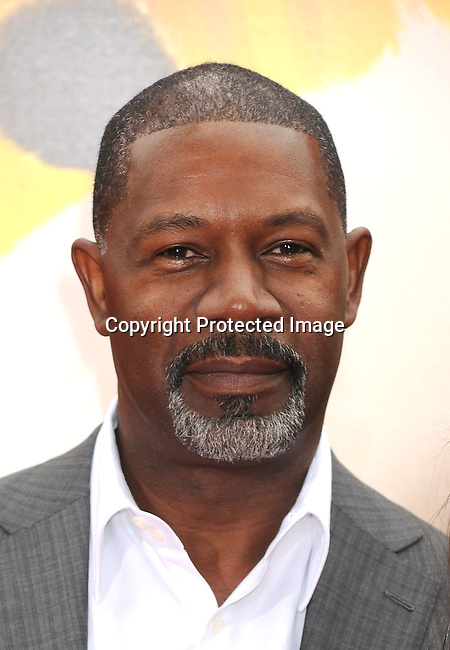 """HOLLYWOOD, {CA} -MAY 22: Dennis Haysbert arrives at the Los Angeles premiere of """"Kung Fu Panda 2"""" held at Grauman's Chinese Theatre on May 22, 2011 in Hollywood, California."""