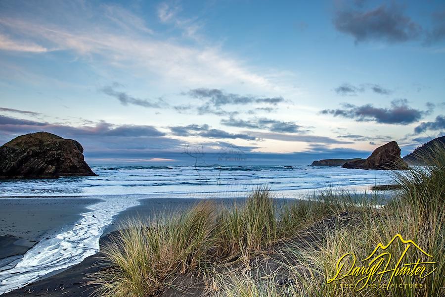 Pretty morning, Gold Beach, Oregon