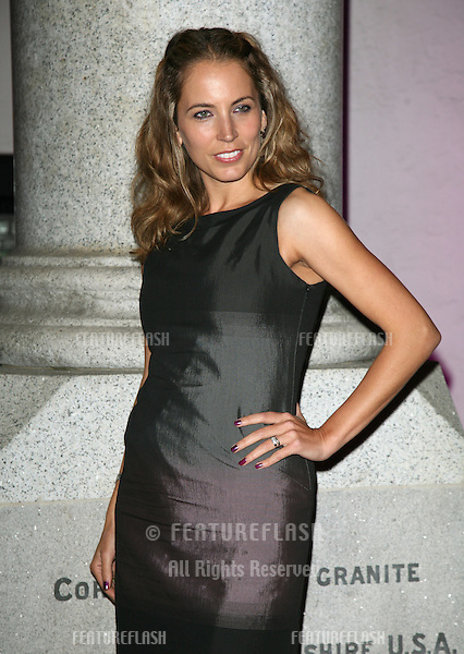 Jasmine Harman arriving for the Inspiration Awards For Women at Cadogan Hall, west London. 06/10/2010  Picture by: Alexandra Glen / Featureflash