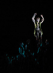 """English National Ballet. """"Lest We Forget"""" programme. """"Second Breath"""". Direction and choreography by Russell Maliphant."""