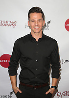 """LOS ANGELES, CA - NOVEMBER 7: Mark Hapka, at Premiere of Lifetime's """"Christmas Harmony"""" at Harmony Gold Theatre in Los Angeles, California on November 7, 2018. Credit: Faye Sadou/MediaPunch"""