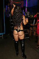 Andrea Bennetti [Ms. Exxxotica] at Exxxotica, Broward County Convention Center, Fort Lauderdale, FL, Saturday May 3, 2014.