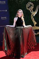 PASADENA - APR 30: Chloe Lanier at the 44th Daytime Emmy Awards at the Pasadena Civic Center on April 30, 2017 in Pasadena, California