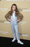 "LOS ANGELES, CA - JANUARY 13: Raegan Revord, at the Premiere Of Amazon Studios' ""Troop Zero"" at Pacific Theatres at The Grove in Los Angeles, California on January 13, 2020. <br /> CAP/MPIFS<br /> ©MPIFS/Capital Pictures"