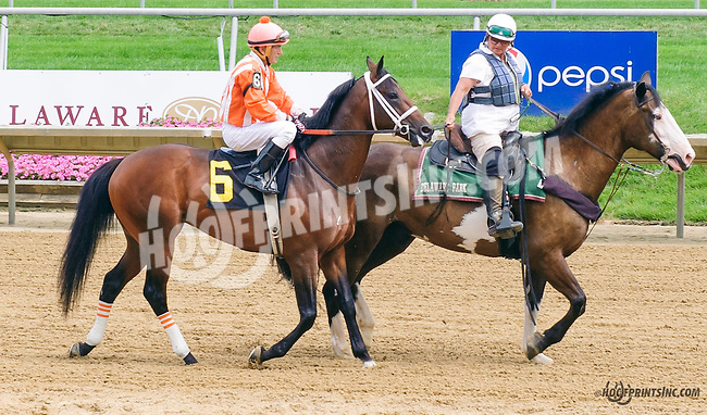 Atta Boy Ace at Delaware Park on 7/6/15