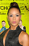 WESTWOOD, CA - OCTOBER 01: Dania Ramirez arrives at the Los Angeles premiere of 'Seven Psychopaths' at Mann Bruin Theatre on October 1, 2012 in Westwood, California.