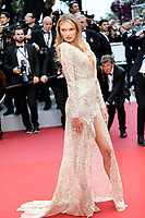 CANNES - MAY 14:  Romee Strijd arrives to the premiere of &quot;THE DEAD DON&rsquo;T DIE <br /> &quot; during the 2019 Cannes Film Festival on May 14, 2019 at Palais des Festivals in Cannes, France. <br /> CAP/MPI/IS/LB<br /> &copy;LB/IS/MPI/Capital Pictures