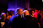 © Joel Goodman - 07973 332324 . 02/03/2017 . Manchester , UK . People networking at the Manchester Legal Awards at the Midland Hotel . Photo credit : Joel Goodman