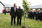 School Principal Ambrose McGinnity and Fr.Murtagh at the Official Opening of the new extension at Callystown National School...Photo NEWSFILE/Jenny Matthews.(Photo credit should read Jenny Matthews/NEWSFILE)....This Picture has been sent you under the condtions enclosed by:.Newsfile Ltd..The Studio,.Millmount Abbey,.Drogheda,.Co Meath..Ireland..Tel: +353(0)41-9871240.Fax: +353(0)41-9871260.GSM: +353(0)86-2500958.email: pictures@newsfile.ie.www.newsfile.ie.FTP: 193.120.102.198.