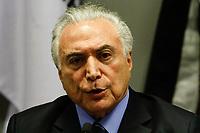 21.03.2019 - Ex-presidente Michel Temer é preso em SP