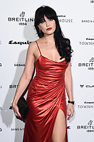 LONDON, UK. October 16, 2019: Daisy Lowe arriving for the Esquire Townhouse 2019 launch party, London.<br /> Picture: Steve Vas/Featureflash