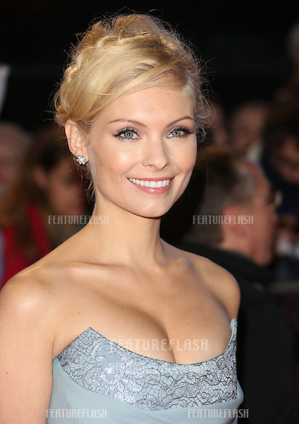 "MyAnna Buring arriving for the ""The Twilight Saga: Breaking Dawn Part 2"" premiere at the Odeon Leicester Square, London. 14/11/2012 Picture by: Henry Harris / Featureflash"