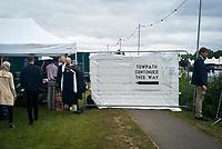 Henley Royal Regatta, Henley on Thames, Oxfordshire, 28 June - 2 July 2017.  Thursday  11:39:35   29/06/2017  [Mandatory Credit/Intersport Images]<br /> <br /> Rowing, Henley Reach, Henley Royal Regatta.<br /> <br /> The Upper Thames Rowing Club Towpath Diversion.