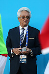 15 July 2015: FMF president and CONCACAF Executive Committee member Justino Compean (MEX). The Mexico Men's National Team played the Trinidad & Tobago Men's National Team at Bank of America Stadium in Charlotte, NC in a 2015 CONCACAF Gold Cup Group C match. The game ended in a 4-4 tie.