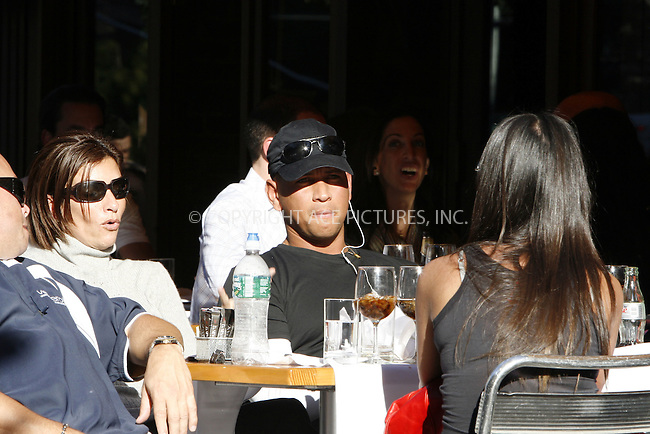 WWW.ACEPIXS.COM . . . . .  ....October 11 2008, New York City....'Madonna pal' Ingrid Casares enjoys lunch with Yankees baseball star Alex Rodriguez at Da Silvano in Soho on October 11 2008 in New York City....Please byline: NANCY RIVERA- ACE PICTURES.... *** ***..Ace Pictures, Inc:  ..tel: (646) 769 0430..e-mail: info@acepixs.com..web: http://www.acepixs.com