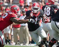University of Georgia G-Day, Spring Practice, April 22, 2017