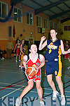 Louise O'Connor St Mary's Avril Crosse UL   Copyright Kerry's Eye 2008