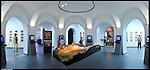 Museo della Montagna. Immagine appartenente al progetto fotografico Vita da Museo di Marco Saroldi.