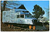 RGS Goose #2 with plow at Colorado Railroad Museum.  This Goose was built in 1931.<br /> RGS  Golden, CO