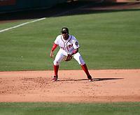 Kelvin Gutierrez - Mesa Solar Sox - 2017 Arizona Fall League (Bill Mitchell)