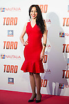 "Laura Artolachipi attends to the premiere of the spanish film ""Toro"" at Kinepolis Cinemas in Madrid. April 20, 2016. (ALTERPHOTOS/Borja B.Hojas)"
