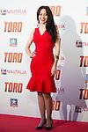 "Laura Artolachipi attends to the premiere of the spanish film ""Toro"" at Kinepolis Cinemas in Madrid. April 20, 2016. (ALTERPHOTOS/Borja B.Hojas)"