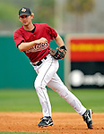 16 March 2007: Houston Astros infielder Adam Everett in action against the New York Yankees at Osceola County Stadium in Kissimmee, Florida...Mandatory Photo Credit: Ed Wolfstein Photo