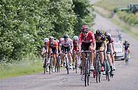 Lars Bak (DEN/Lotto-Soudal)<br /> <br /> Ster ZLM Tour (2.1)<br /> Stage 4: Hotel Verviers &gt; La Gileppe (Jalhay)(190km)