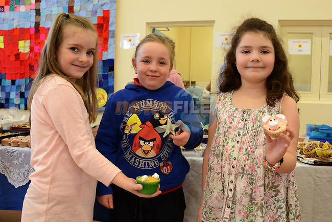 06/03/2015 - Le Cheile Mornington - annual bake sale. No names. I was told that it's school policy not to allow children's names to be printed. - Andy Picture: newsfile.ie